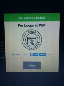loop badge